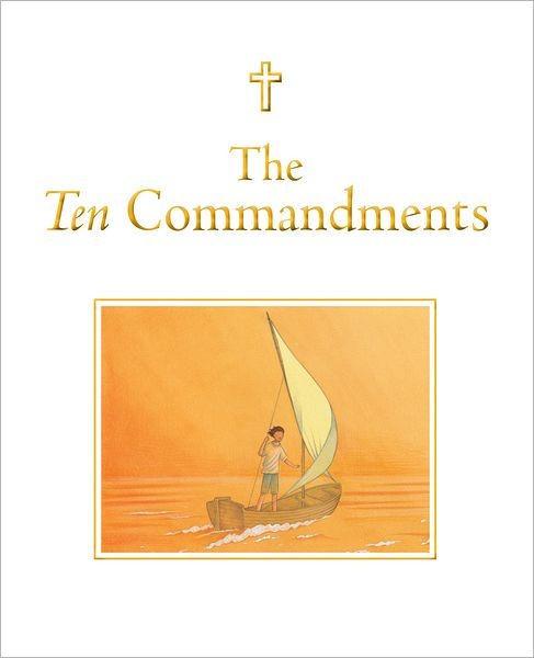 The Ten Commandments (Hard Cover)
