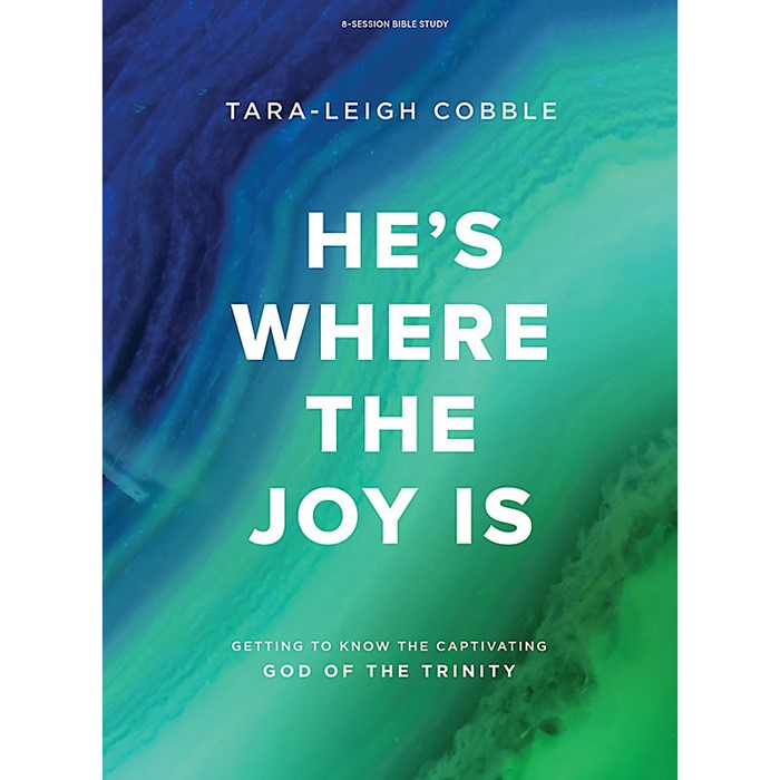 He's Where the Joy is Bible Study Book (Paperback)