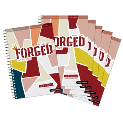 Forged: Faith Refined, Volume 8 (pack of 5) (Kit)