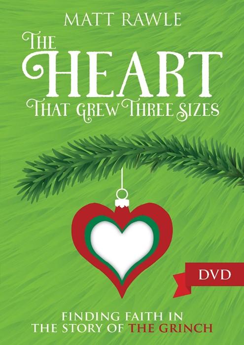 The Heart That Grew Three Sizes DVD (DVD)