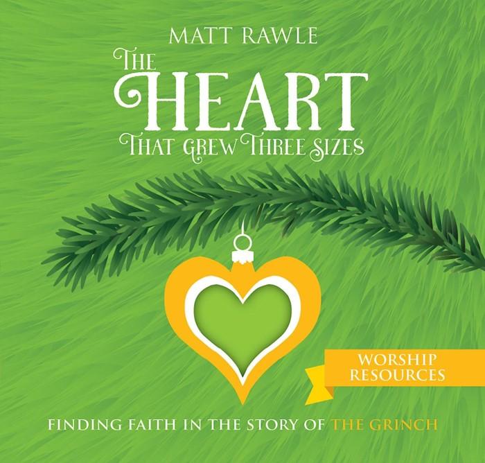 Heart That Grew Three Sizes Worship Resources Flash Drive, T (USB)