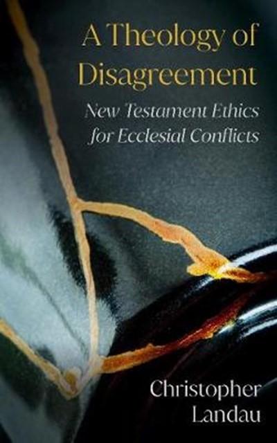 Theology of Disagreement, A (Paperback)