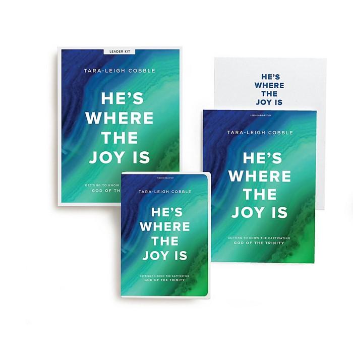 He's Where the Joy is Leader Kit (Kit)