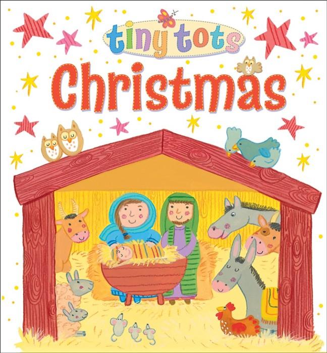 Tiny Tots Christmas (Hard Cover)