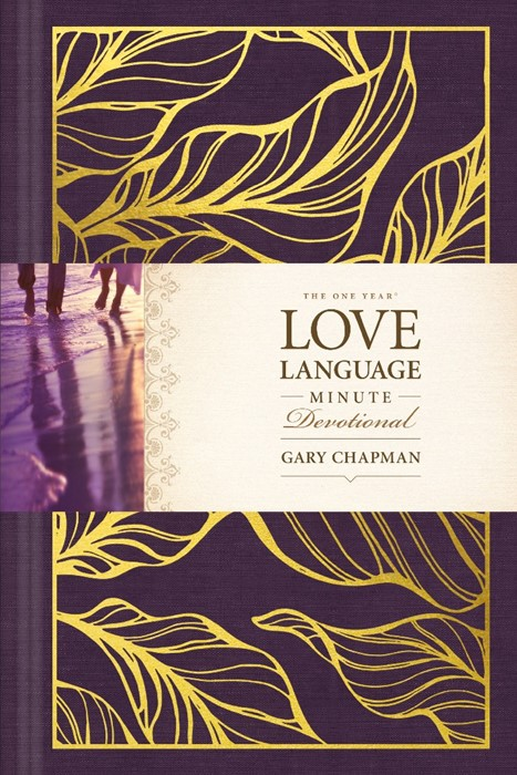 The One Year Love Language Minute Devotional (Hard Cover)