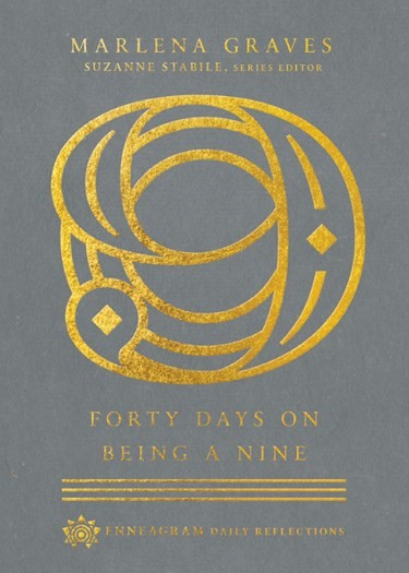 Forty Days on Being a Nine (Paperback)