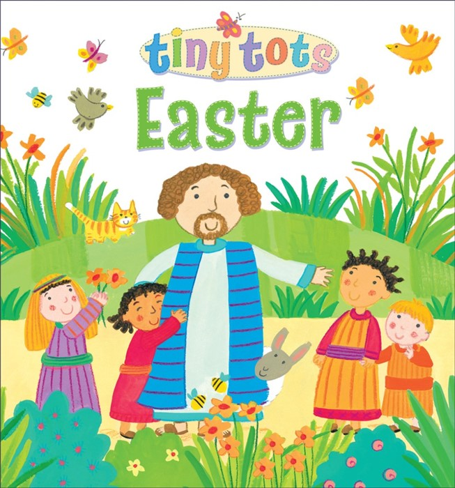 Tiny Tots Easter (Hard Cover)