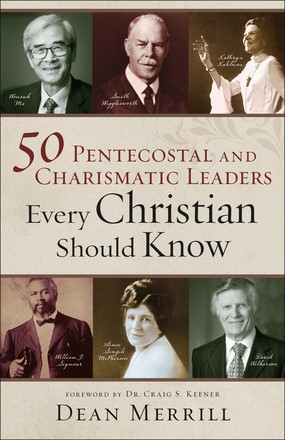 50 Pentecostal and Charismatic Leaders (Paperback)