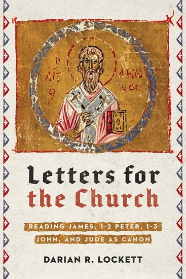 Letters for the Church (Paperback)