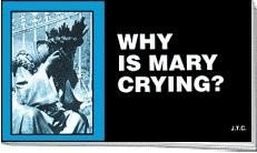 Tracts: Why is Mary Crying (pack of 25) (Tracts)