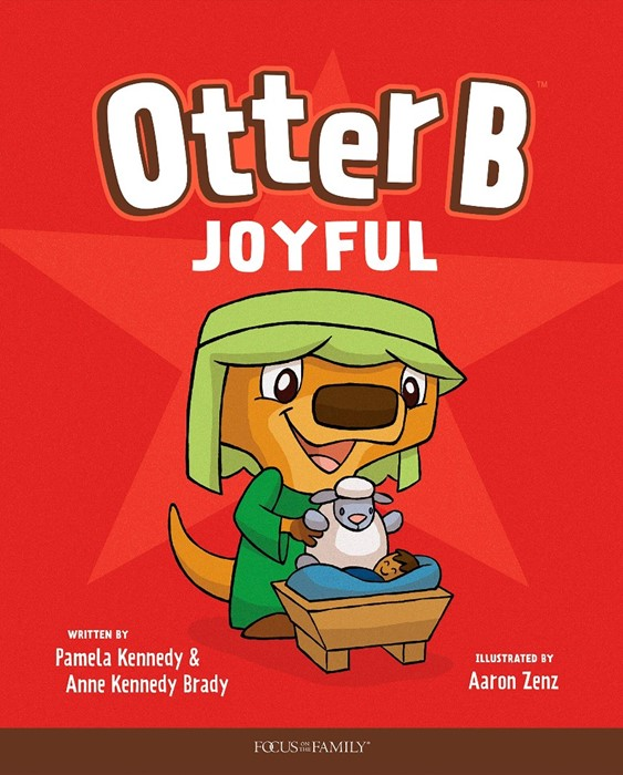 Otter B Joyful (Hard Cover)