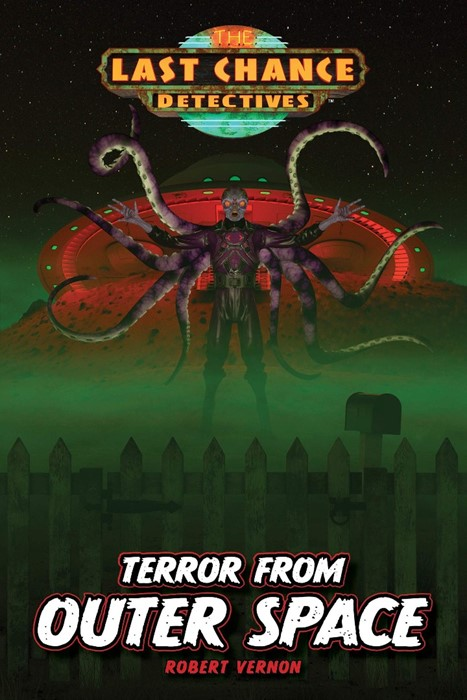 Terror from Outer Space (Paperback)