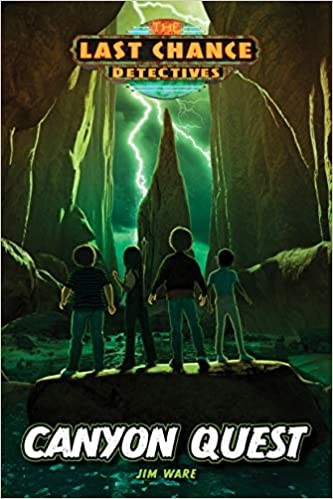 Canyon Quest (Paperback)