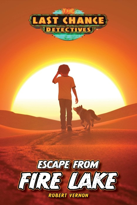 Escape from Fire Lake (Paperback)
