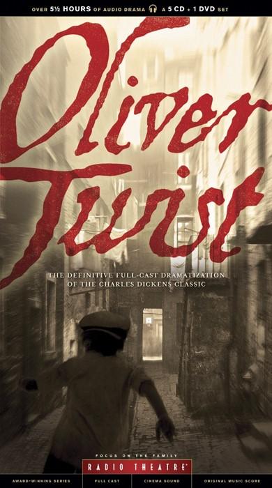 Oliver Twist (CD-Audio)
