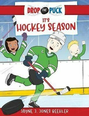 It's Hockey Season (Hard Cover)