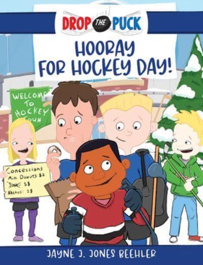 Hooray for Hockey Day! (Hard Cover)