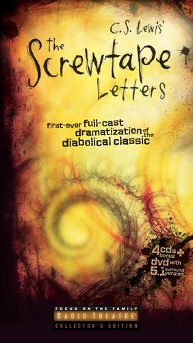 The Screwtape Letters (CD-Audio)