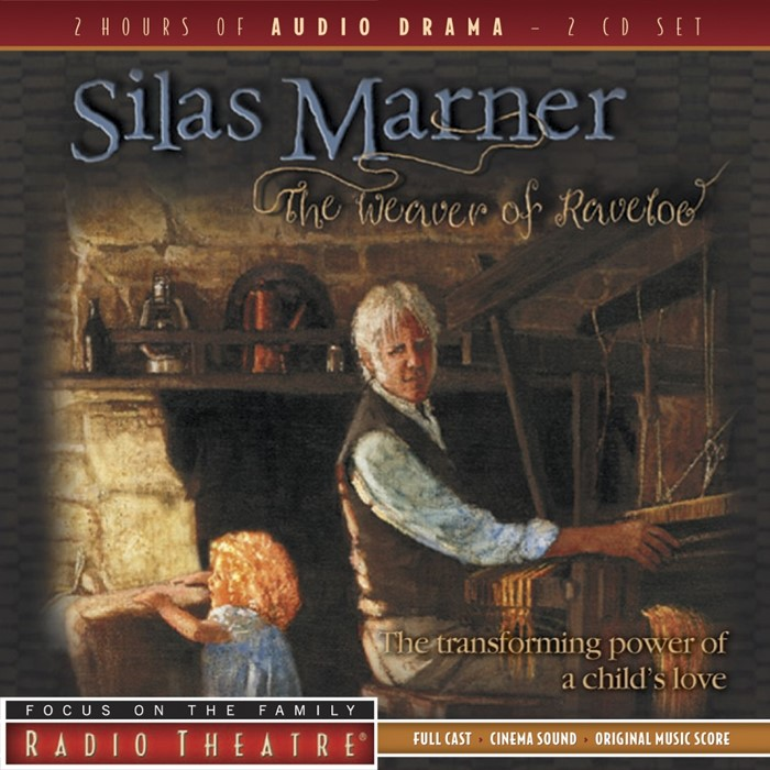 Silas Marner (CD-Audio)