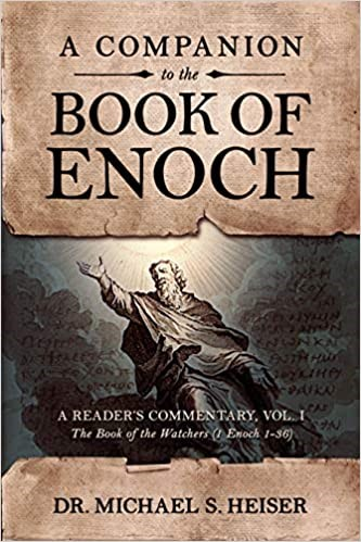 Companion to the Book of Enoch, A (Paperback)