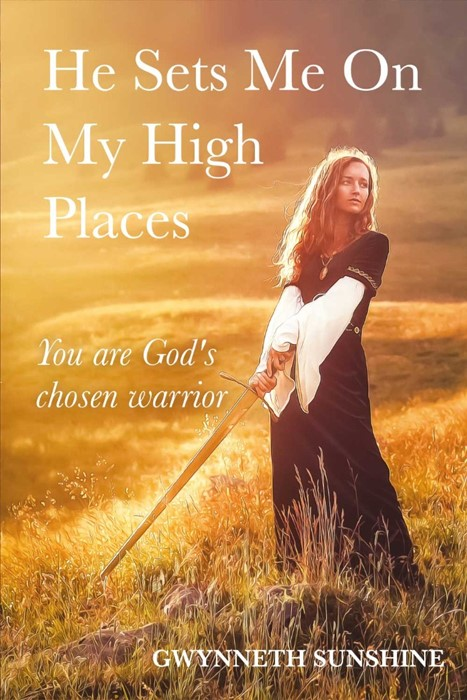 He Sets Me On My High Places (Paperback)