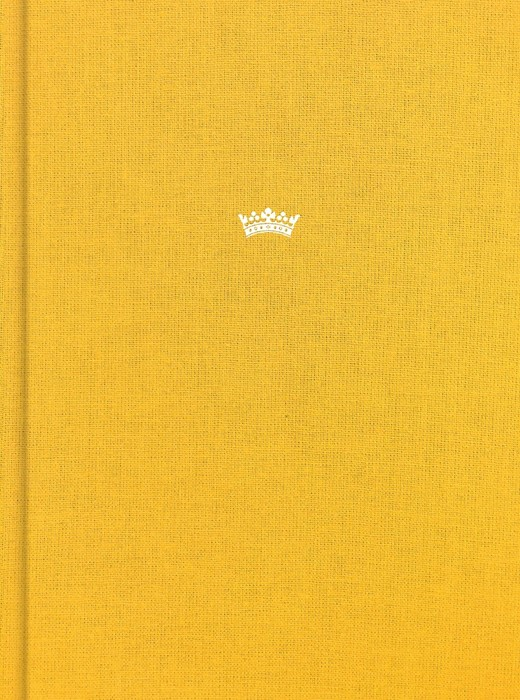 CSB Tony Evans Study Bible, Goldenrod Cloth over Board Index (Hard Cover)