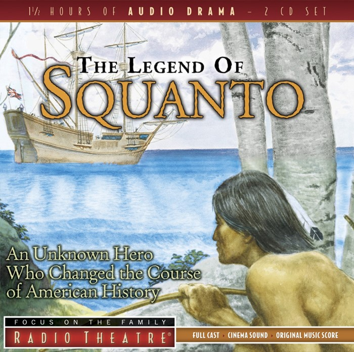 The Legend Of Squanto (CD-Audio)