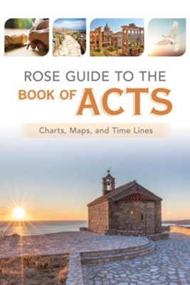 Rose Guide to the Book of Acts (Paperback)