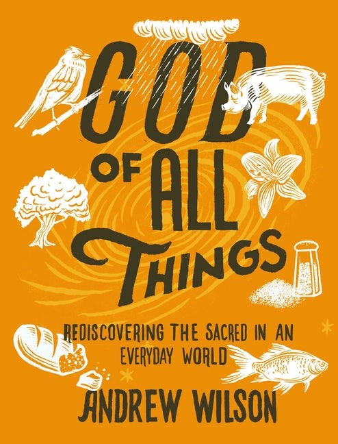 God of All Things (Paperback)