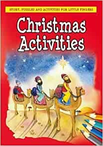 Christmas Activities (Paperback)