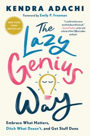 The Lazy Genius Way (Paperback)