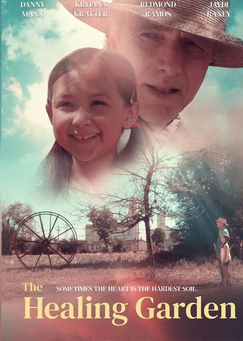 The Healing Garden DVD (DVD)