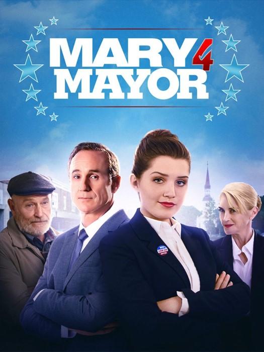 Mary 4 Mayor DVD (DVD)