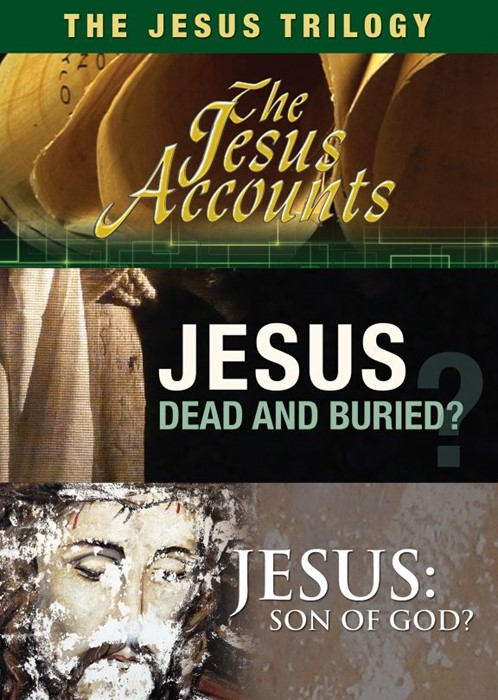 The Jesus Trilogy DVD