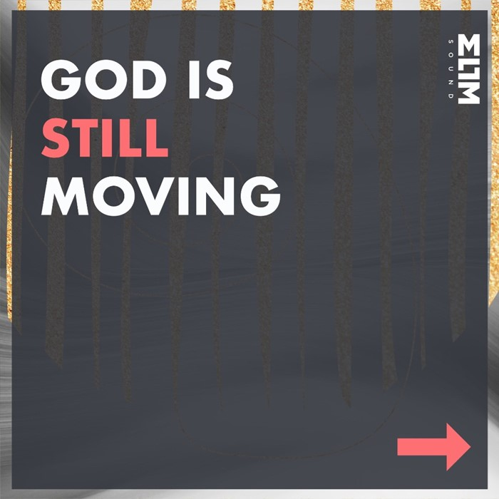 God is Still Moving CD (CD-Audio)
