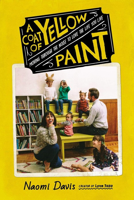 Coat of Yellow Paint, A (Hard Cover)