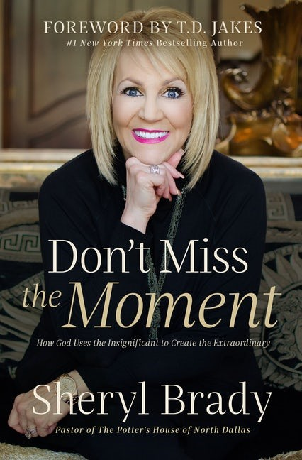Don't Miss the Moment (Paperback)
