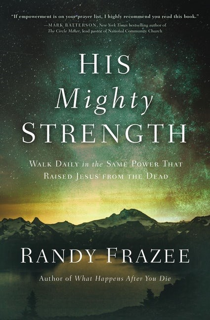 His Mighty Strength (Paperback)