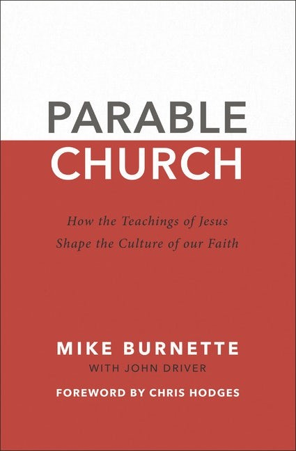 Parable Church (Paperback)
