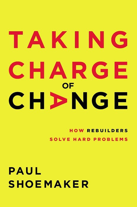 Taking Charge of Change (Hard Cover)