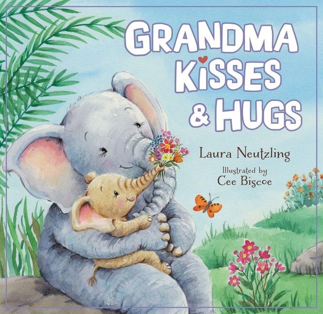 Grandma Kisses and Hugs (Hard Cover)