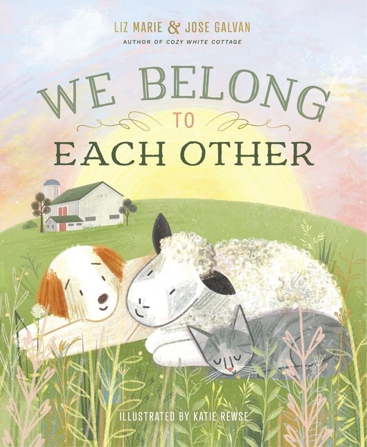 We Belong to Each Other (Hard Cover)