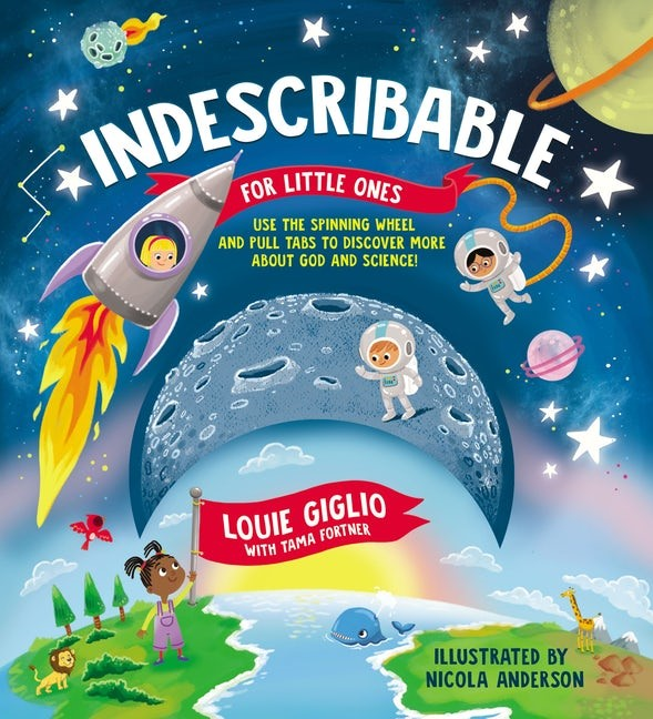 Indescribable for Little Ones (Board Book)