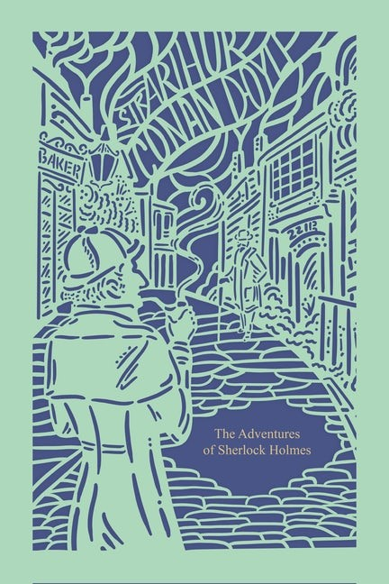 The Adventures of Sherlock Holmes (Hard Cover)