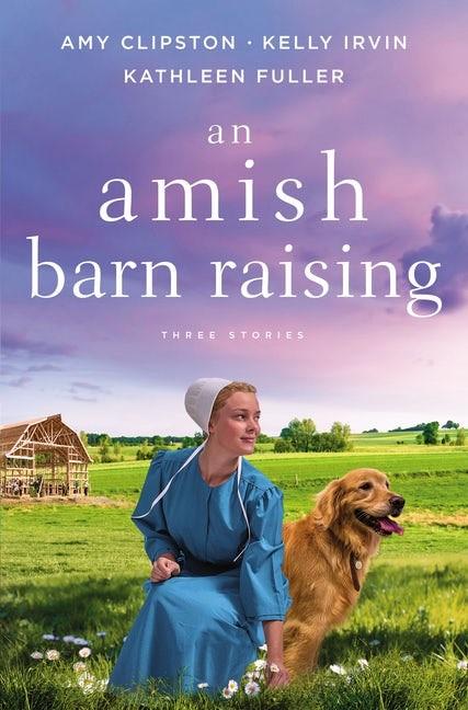 Amish Barn Raising, An (Paperback)