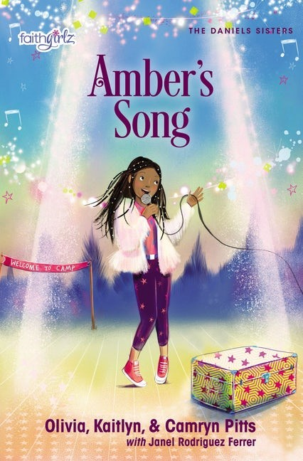 Amber's Song (Paperback)