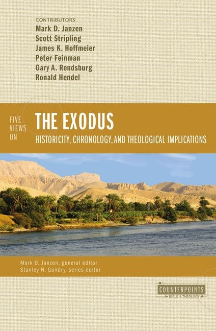 Five Views on the Exodus (Paperback)