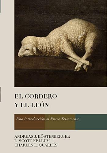 El Cordero Y El León (Hard Cover)