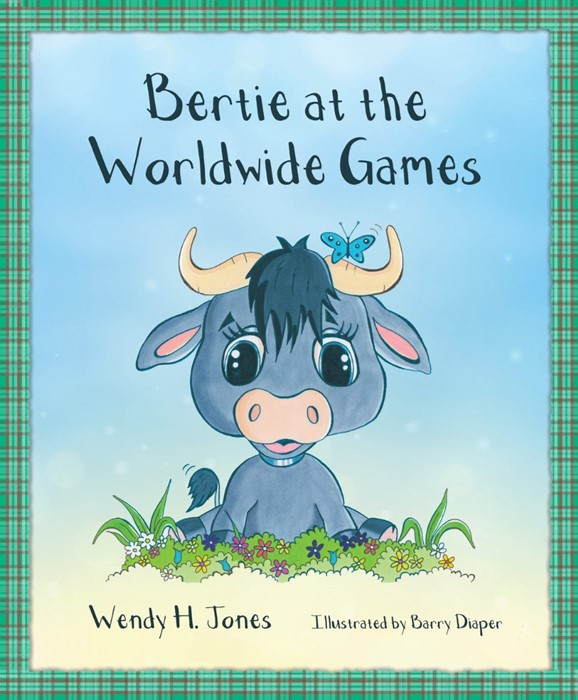 Bertie at the World Wide Games (Paperback)