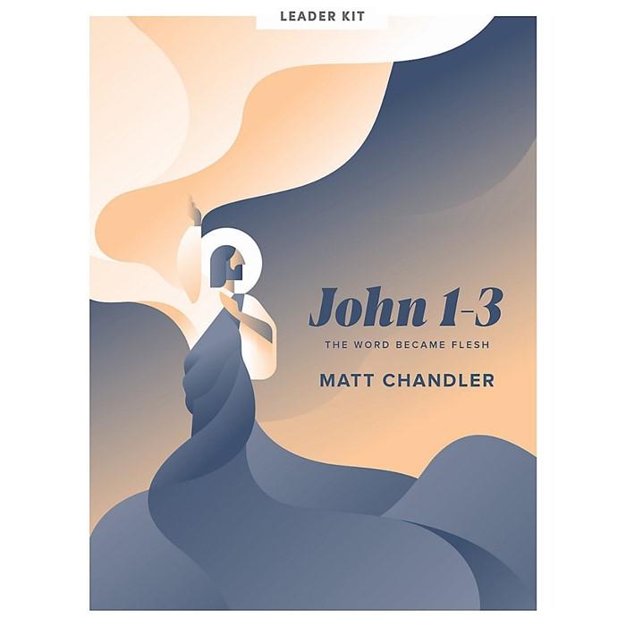 John 1-3 Leader Kit (Kit)